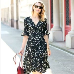 NWT H&M Floral Dress